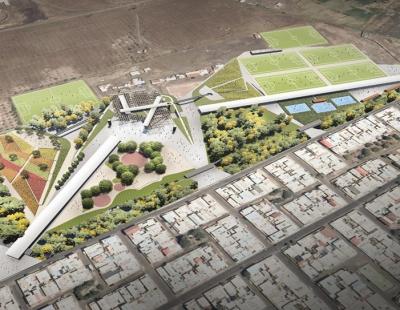 Se trata de dos emblemáticos proyectos para la comuna de Calama que en total suman una inversión de más de $16 mil millones.