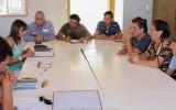 Las soluciones se comienzan a concretar tras la aprobación de los recursos que fueron informados en el encuentro sostenido entre autoridades regionales y dirigente en enero pasado.
