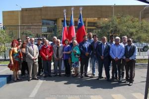 """Con la firma entre la Seremi de Transportes y Serviu se desarrollará el proyecto """"Pistas solo transporte Público"""", a ejecutarse Calama y Antofagasta"""