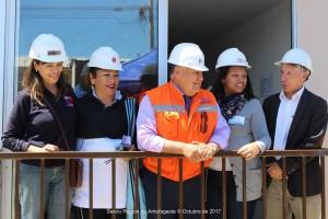 Serán un total de 150 familias las que albergará este conjunto Habitacional y que se suma a la respuesta en materia de vivienda que ejecuta el Serviu en la región
