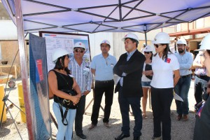 Avanza Construcción de Viviendas Sociales en el Borde Costero de Antofagasta