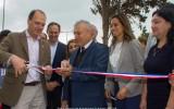 Cristian Monckeberg encabezó además ceremonia de primera piedra de dos proyectos en barrio Gabriela Mistral