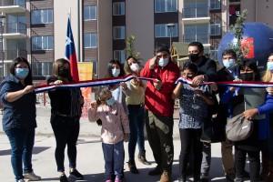El trabajo en conjunto entre el Serviu Región de Antofagasta y la Fundación Superación de la Pobreza, permite entregar elementos de seguridad y se abordarán campamentos a nivel Regional.